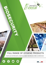 Hygine products for farms : biosecurity, disinfectant, teat dip products udder hygiene, litter conditioner