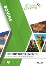 Dietary supplements for bovine