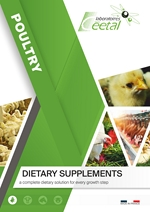 Dietary supplements for poultry