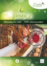 RMH 2 : to eliminate red mites in the poultry farm